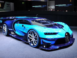 7 cool facts about the N2billion Bugatti Divo premiered today