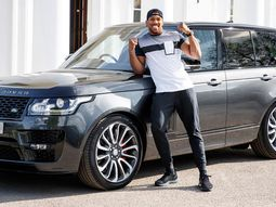 Anthony Joshua vows to track down the culprit stealing his N78m personalized Ranger Rover