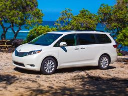 Toyota Sienna prices in Nigeria – the most wanted van of all times (Update in 2020)