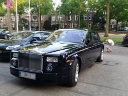 "This N239m ""RR1"" number plate costs more than a Rolls-Royce Phantom"