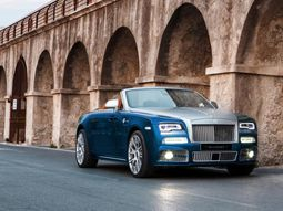 Roll Royce Wraith spiced up by Mansory - The best can be better