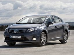 Toyota Avensis prices in Nigeria and its recent discontinuation (Update in 2020)