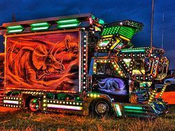Be wowed by the like-no-other truck decoration culture of Japan - Dekotora