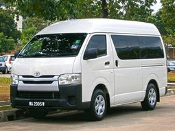 Prices of Toyota HiAce Hummer bus in Nigeria (Update in 2020)