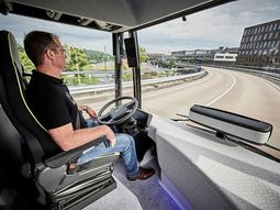 Mercedes-Benz launches autonomous self-driving bus