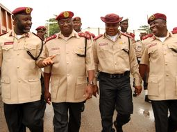 Full meaning of FRSC, function of FRSC and VIO