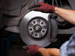 Replace your old brake rotors: when?