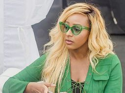 DJ Cuppy's hobby: Showing up in style with exotic cars