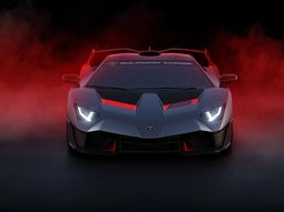 Lamborghini SC18 Alston - the one-off hypercar from Lamborghini Motorsport Division