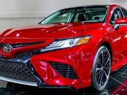 Most popular Toyota car models you will find on Nigerian street