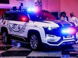 Full list of Dubai Police extravagant cars & prices of most popular beasts