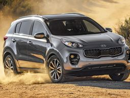Price of Kia Sportage in Nigeria: from a 2-star to Top Safety Pick of IIHS (Update in 2020)