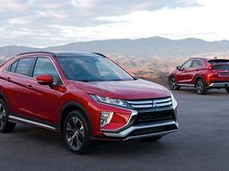 This all-new Mitsubishi Eclipse Cross 2018 is born for Nigerian roads!