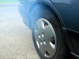 What cause Brakes Smoking & How to prevent it