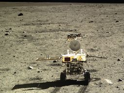 China's rover to be the first one to land on the dark side of the Moon