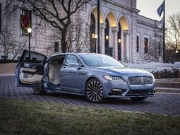 Check the beauty of Lincoln Continental suicide door edition in its 80th anniversary!