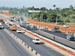 How roads of Nigeria have changed over a century