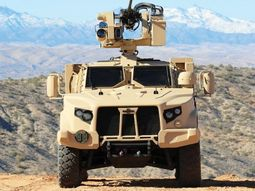 How iconic are the HUMVEE military vehicles? Meet the new front liners - the JLTVs!