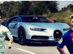 Messi car vs Ronaldo car: Who got defeated?