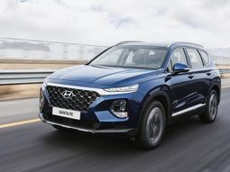Outstanding invention for absent-minded people: fingerprint lock in Hyundai Santa Fe 2019