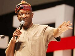 Lagos news: Jimi Agbaje swears to disassemble the Lekki Toll Gate if voted in Lagos Governor