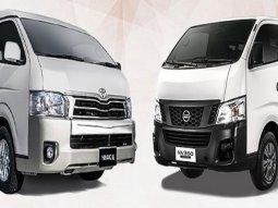 Toyota HiAce Vs Nissan NV350: Clash of the giants