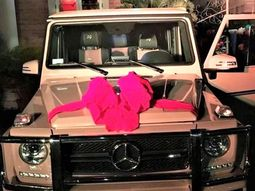This new bride gets an Audi as a proposal gift