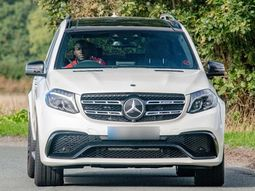 Check out 3 brand-new Mercedes-Benzes added to Lukaku's cars collection