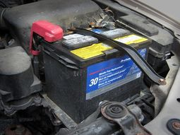 How long will it take a car battery to charge while you are driving?