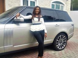 Watch the enviable car collecton of Linda Ikeji