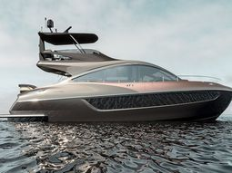 Lexus to build luxury yacht - the Lexus LY 650!!