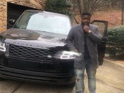 Davido's brother Adewale Adeleke acquires Range Rover 2019
