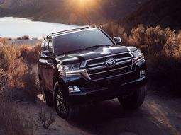 Land Cruiser celebrates 60+ years with 2020 heritage edition
