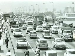 [Photos] Quick memory recap: Popular Lagos roads in the past
