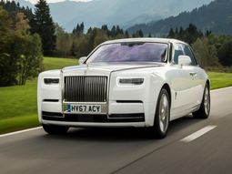 A quick review of DJ Cuppy's new luxurious sedan car - The 2019 Rolls-Royce Phantom VIII