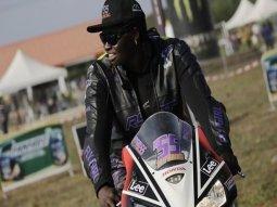 Meet Aisha Vatsa – the fastest female biker in Nigeria