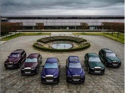 Indian version of Akin-Olygbade adds 6 customized Rolls-Royces to his collection