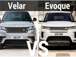 2020 Range Rover Velar vs 2020 Range Rover Evoque – What are the differences?
