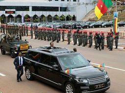 Paul Biya – Cameroon President has the safest and most luxurious presidential car in Africa