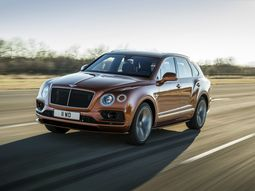 Fastest luxury SUV in the world now launched by Bentley