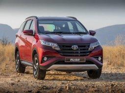Breaking News! Brand new Toyota Rush SUV officially hits Nigerian market