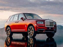 Rolls-Royce says because everyone wants their luxurious 2019 Cullinan SUV, they can't keep up with the demand