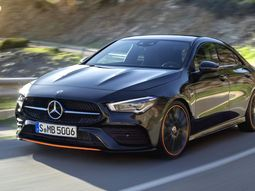 2019 Mercedes Benz CLA 250 coupe-like sedan has been finally revealed