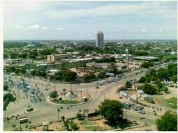 This is what Kano Roads used to look like back in 1970
