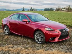 Lexus IS 250 price in Nigeria & used car common maintenance services (Update in 2020)