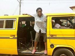 Drama in public transport - different kinds of people you will see in Nigeria