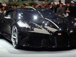 Bugatti most expensive car released, worth N4.5 billion