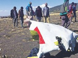 List of nationalities in the crashed Ethiopian Airlines plane