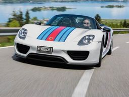 Expect the Porsche Electrified Hypercar by 2025 at the soonest
