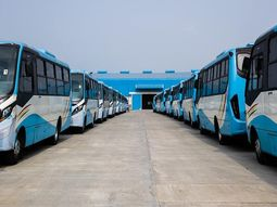 Little-known facts about the new BRT buses in Lagos